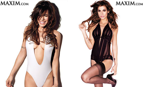 elisabetta canalis pics 3