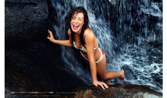 evangeline lilly pics 1