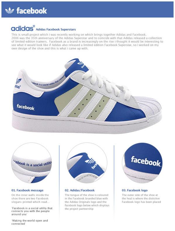facebook sneakers