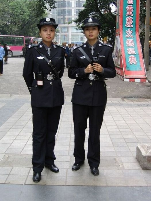 police china