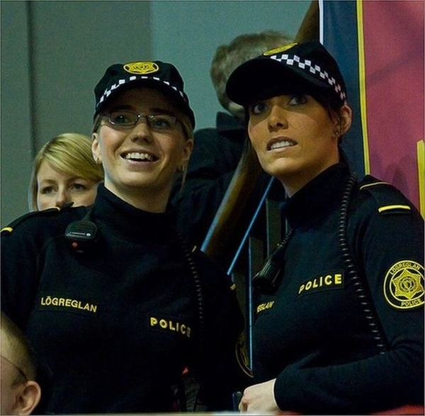 police iceland
