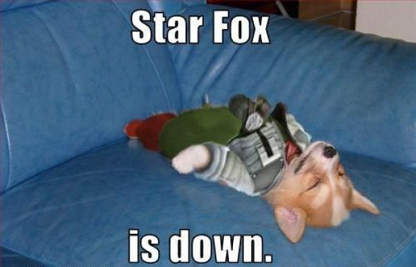Star Fox is...