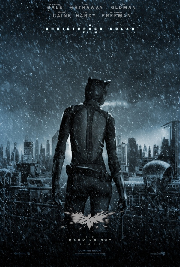 Fan Made Poster For The Dark Knight Rises