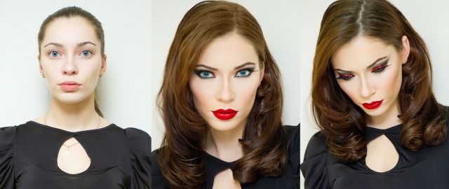 Make-up Miracles: Before and After (13 pics) | Funny Pictures ...