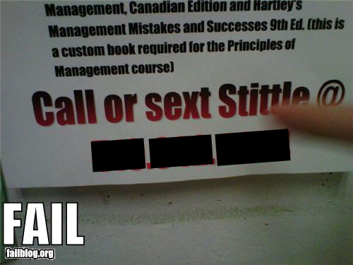 epic fail photos - Typo Fail