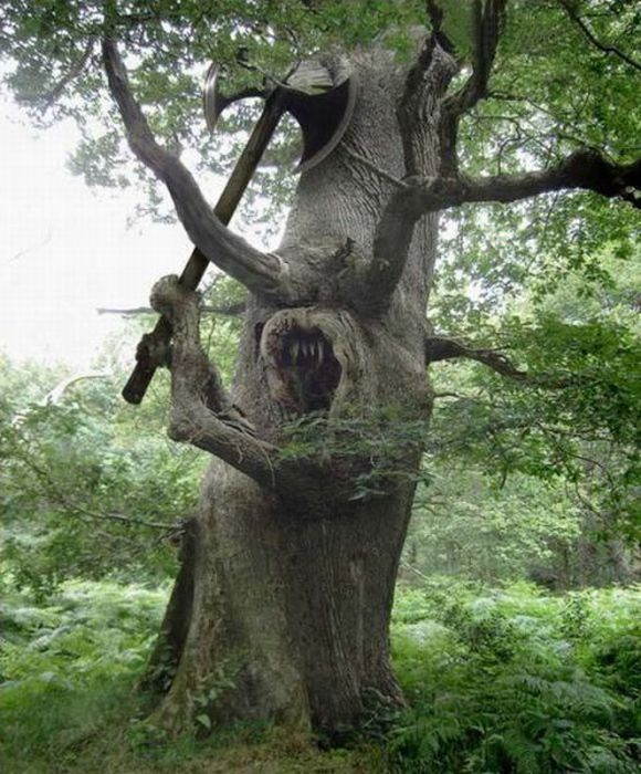 it's-a-tree-with-teeth-and-an-axe.-it-looks-fairly-angry.