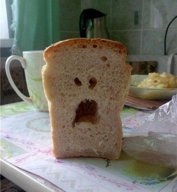 You Sliced Me!