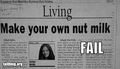 epic fail photos - Probably Bad News: Headline FAIL
