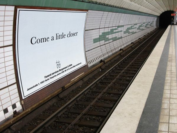 Oh How We Love Creative Advertising