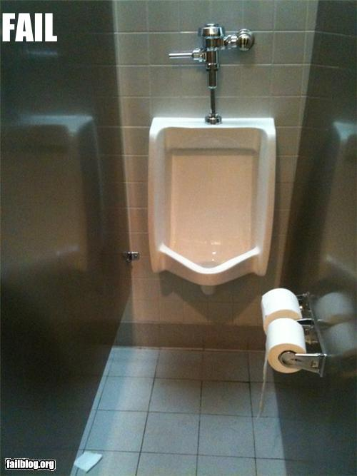 epic fail photos - Bathroom Stall FAIL
