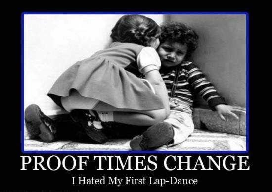 Funny Lap Dance Meme : Proof times change funny pictures quotes pics photos images