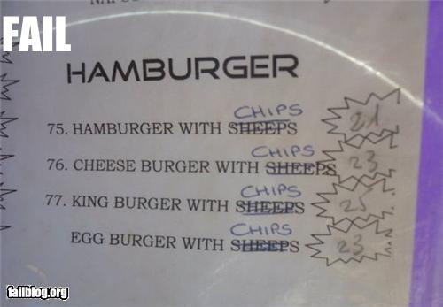 epic fail photos - Menu FAIL