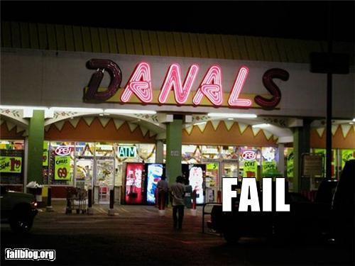epic fail photos - Missing Letters FAIL