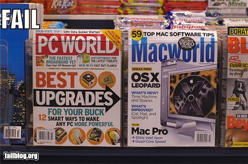 epic fail photos - Magazine Placement FAIL