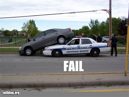 epic fail photos - Speeding Ticket FAIL