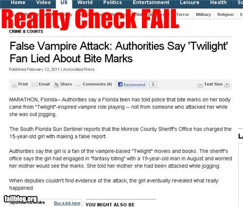 epic fail photos - Probably Bad News: False Attacks About Fictional Creatures?