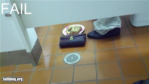 epic fail photos - Sanitary FAIL