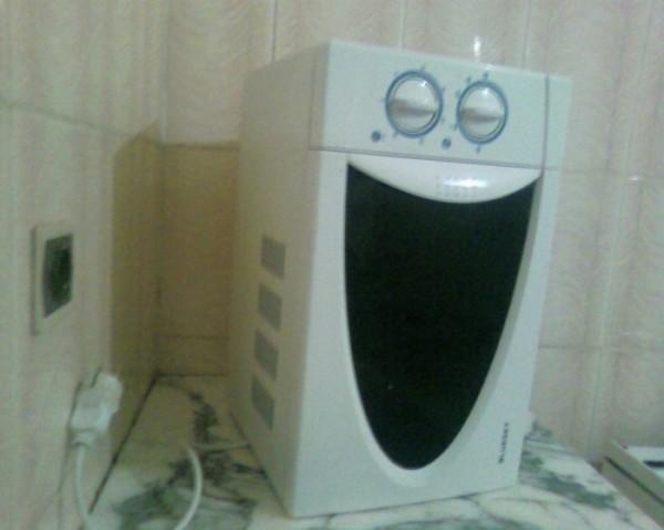 Happy Microwave