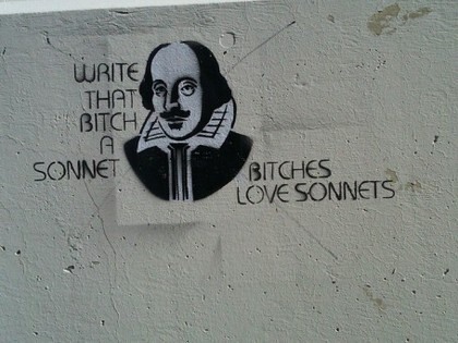 Shakespeare's Love Advice