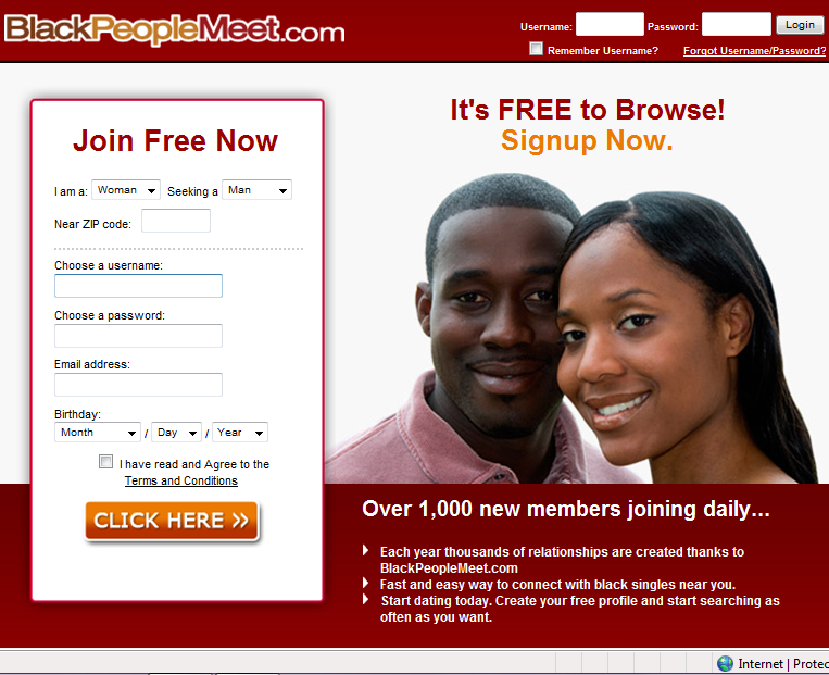 free black dating sites online
