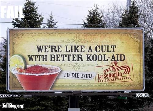 epic fail photos - Billboard Slogan FAIL