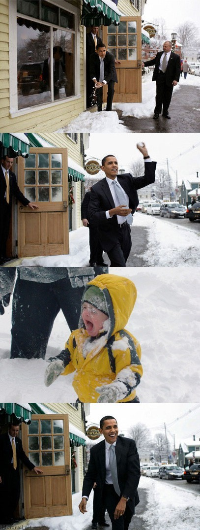 Obama, Really?