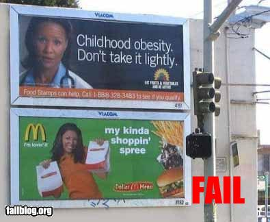 epic fail photos- Billboard Juxtaposition FAIL