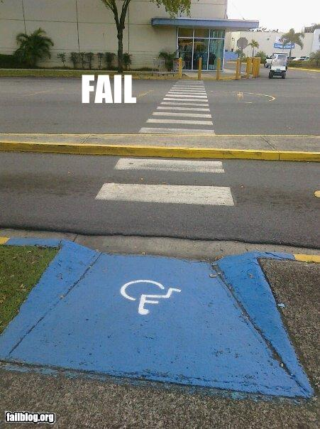 epic fail photos - CLASSIC: Accessibility Fail