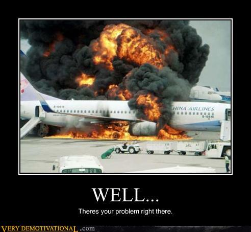 demotivational posters - WELL...