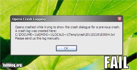 epic fail photos - Crash Dialogue FAIL