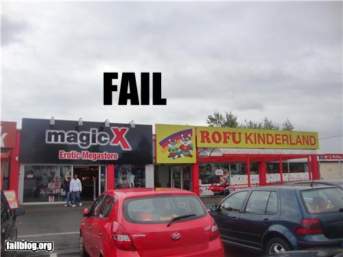 epic fail photos - Zoning Fail