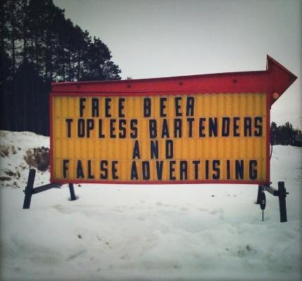 Free beer
