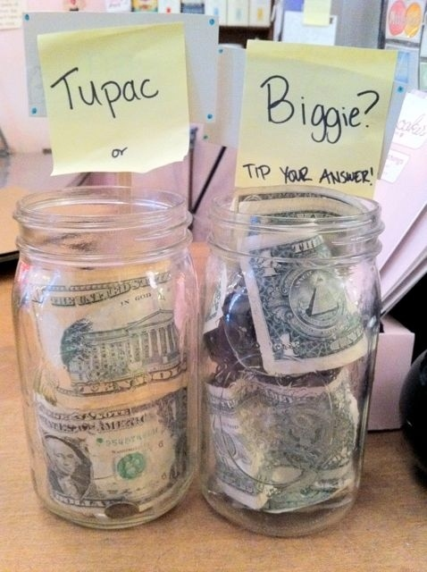 tupac and biggie. Tupac Or Biggie