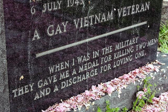 A Gay Vietnam Veteran 12