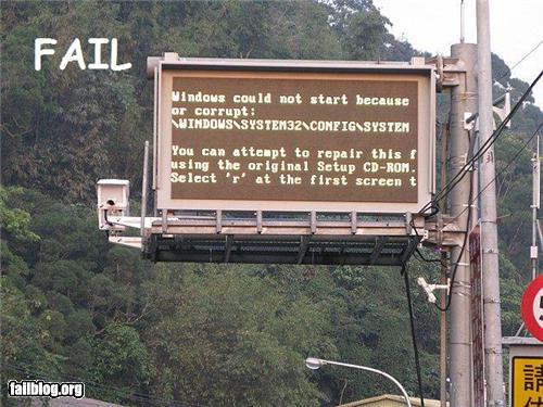 epic fail photos - Traffic Sign FAIL