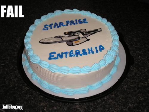 epic fail photos - Geek Cake FAIL