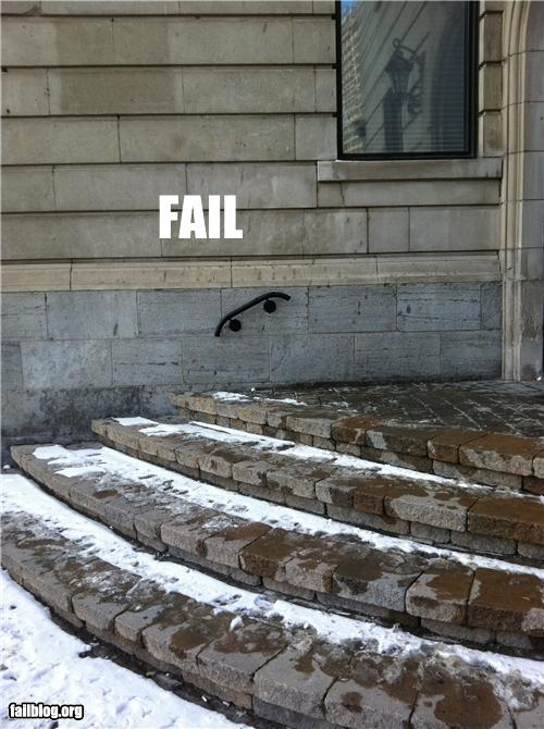 epic fail photos - Rail Length FAIL