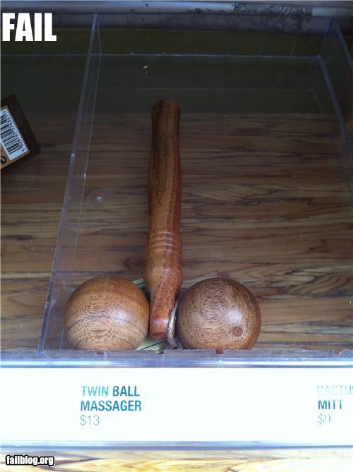 epic fail photos - Things That Are Doing It: Massager FAIL