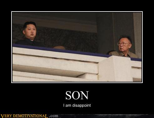 demotivational posters - SON