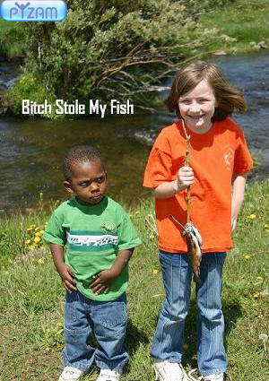 My Fish funny picture