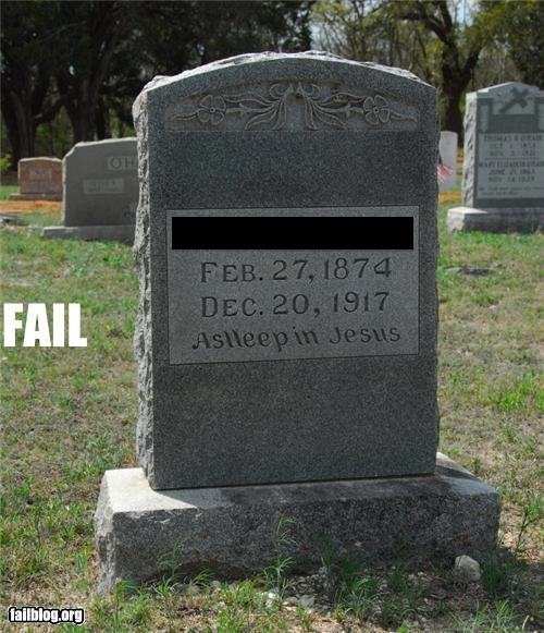 epic fail photos - Eternal Typo FAIL