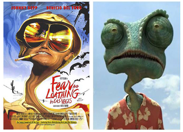 THAT'S Why Rango Looks Familiar