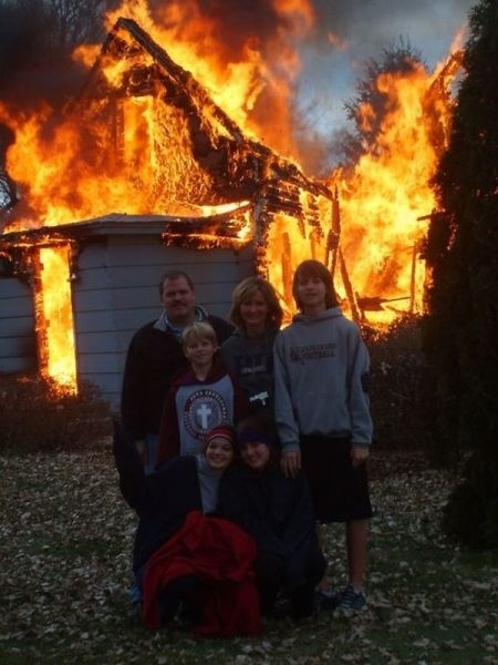 The Most Disturbing Family Photo Ever