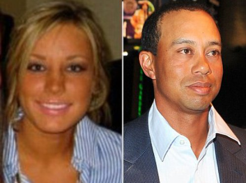 tiger woods new girlfriend. Alyse Lahti: Tiger Wood#39;s new