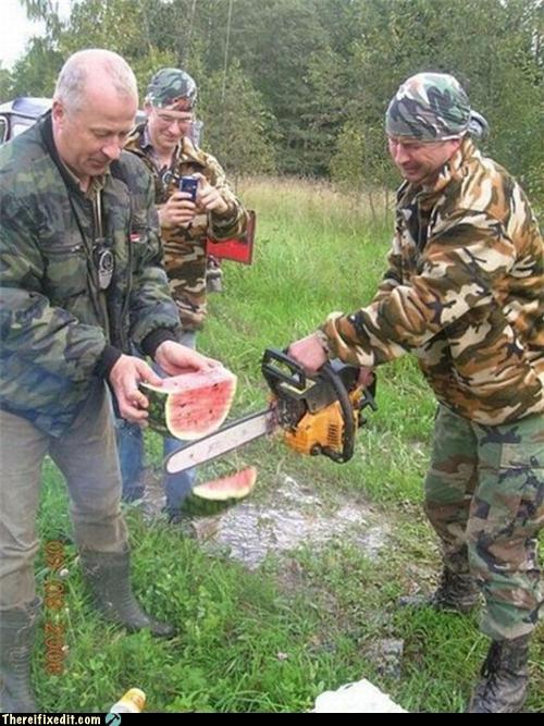 epic fail photos - There I Fixed It: Extreme Picnicking!