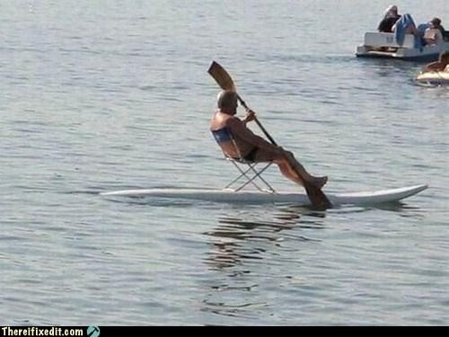 epic fail photos - There I Fixed It: Who Said Surfing Was Hard?