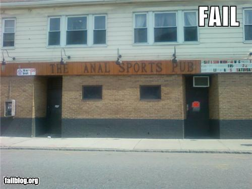 epic fail photos - Pub Name FAIL