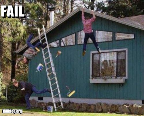 epic fail photos - CLASSIC: Balance FAIL