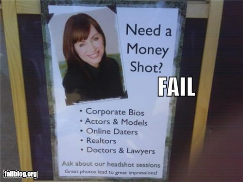 Photographer Ad FAIL