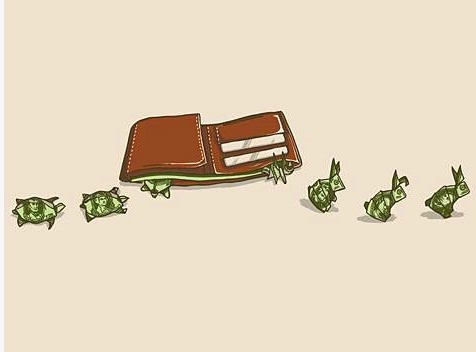 How I feel about money